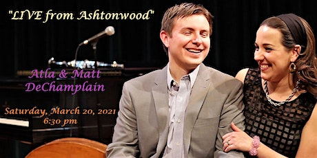 LIVE from Ashtonwood ~ Atla & Matt DeChamplain tickets