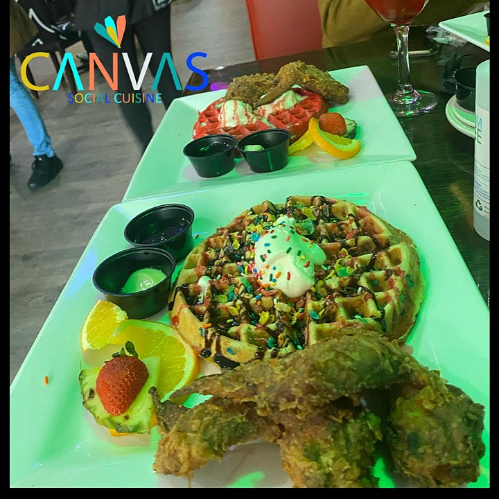 Brunch & Dinner party @CanvasSocialCuisine image