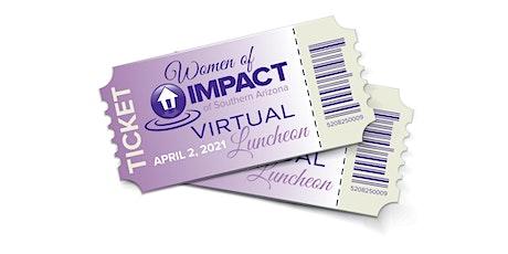 2021 Women of IMPACT Virtual Luncheon tickets
