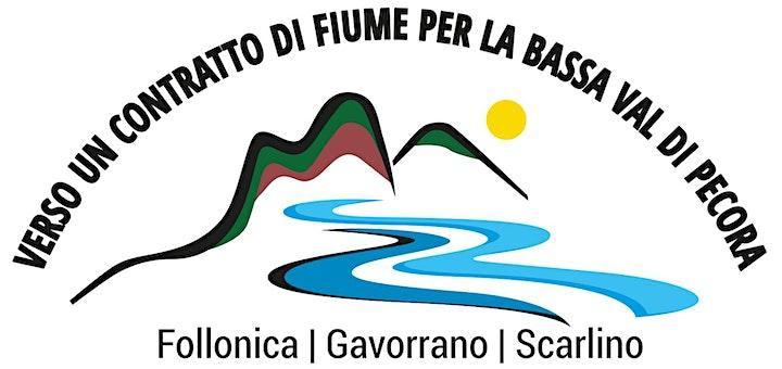 Immagine ASSEMBLEA DI BACINO 1 - PERCORSO PARTECIPATO CONTRATTO DI FIUME VAL  PECORA