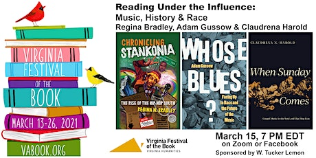 Reading Under the Influence: Music, History & Race tickets