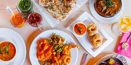 Vegan Indian Cooking Class tickets