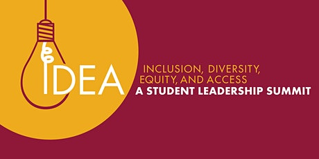 IDEA Student Leadership Conference tickets
