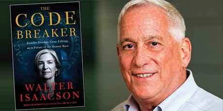 Virtual Author Event with Walter Isaacson in Conversation with Jon Meacham tickets