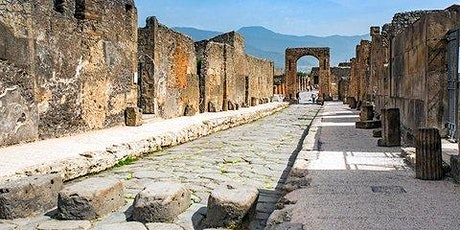 Your Italian Staycation - Pompeii -  They thought it was only a mountain! tickets