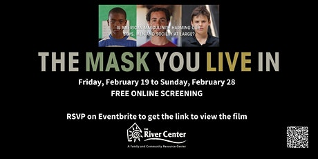 FILM SCREENING: The Mask You Live In tickets