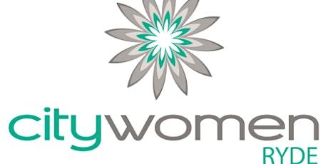City Women Ryde Event tickets