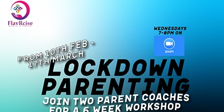 Lockdown Parenting tickets