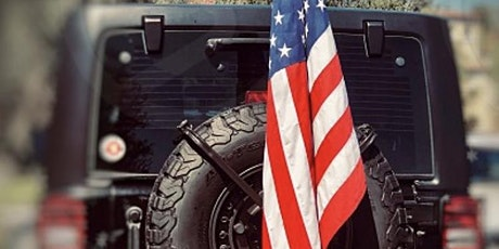 Veteran's Ride Jeepers 2021 tickets