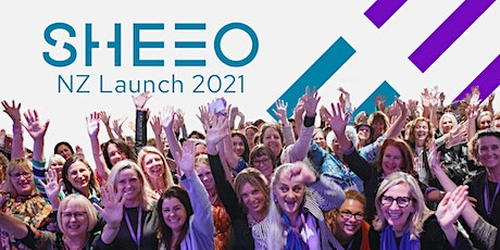 SheEO New Zealand Launch 2021 tickets
