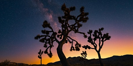 Astrophotography at Joshua Tree National Park: Capturing the Milkyway, Orion & Star Trails with Stan Moniz tickets