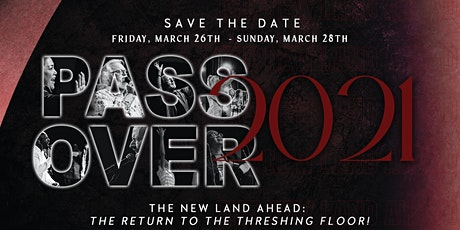 Passover 2021 tickets