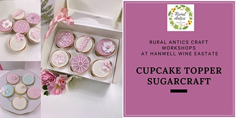 Cupcake Toppers Workshop tickets