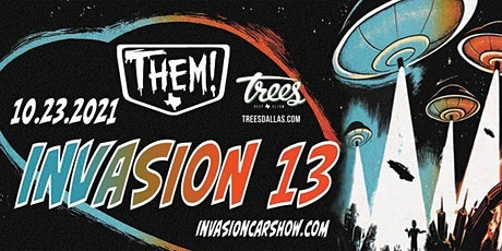 FREE EVENT - INVASION #13 KUSTOM CARSHOW 2021 tickets