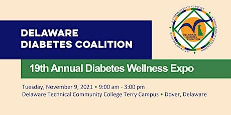 19th Annual Delaware Diabetes Wellness Expo Vendor Registration tickets