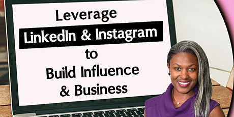 LinkedIn - Instagram - Clubhouse to Build Business & Influence boletos