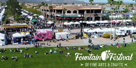 2021 Fountain Festival of Fine Art & Crafts (Spring) tickets