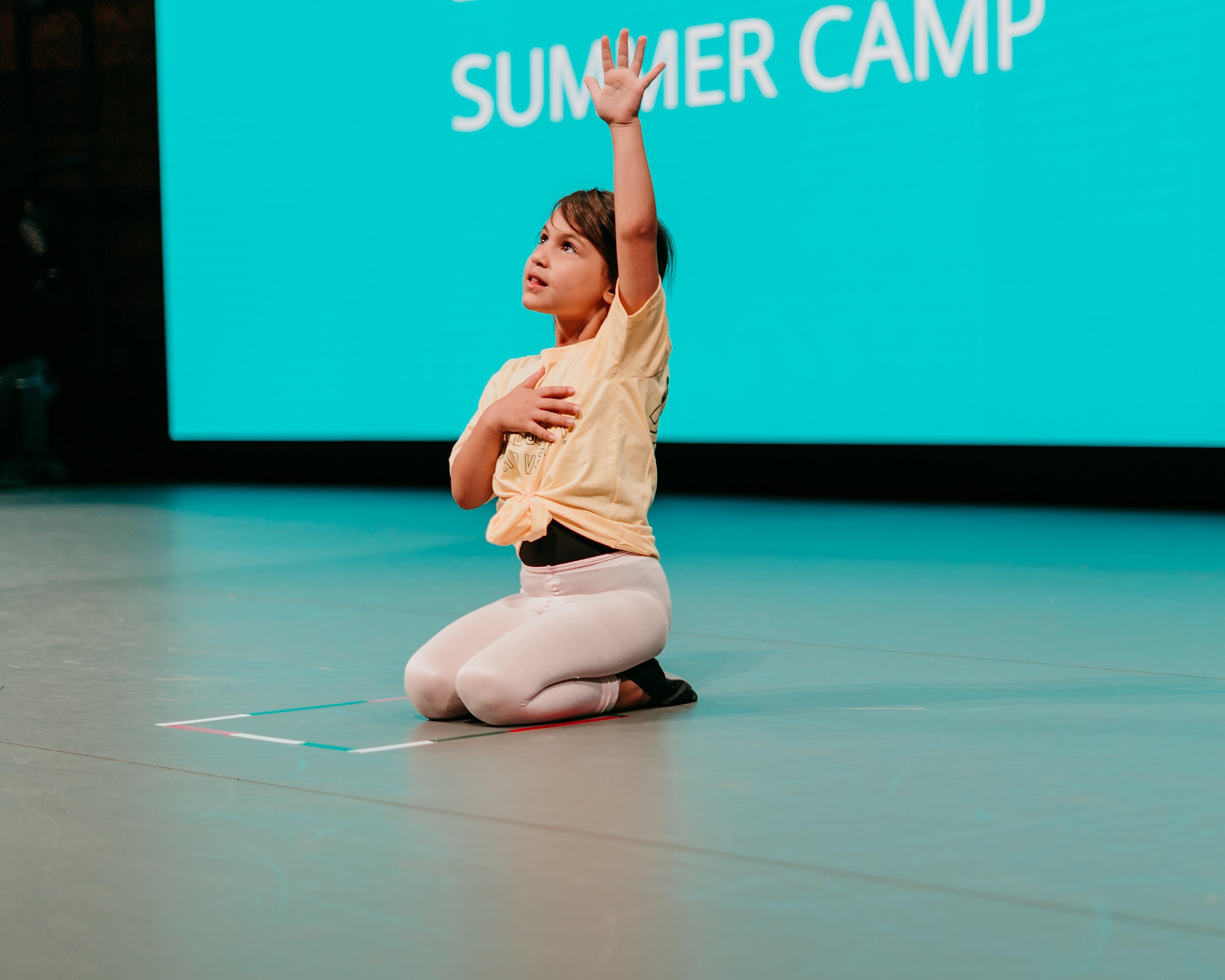 3-4 year old Summer Dance Camp