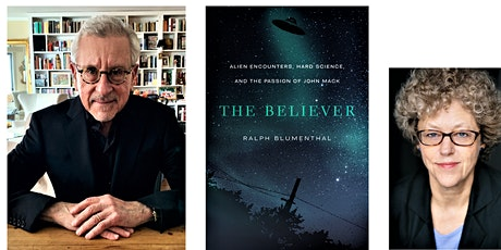 Book Launch: THE BELIEVER by Ralph Blumenthal tickets