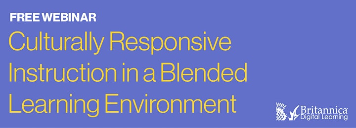 Culturally Responsive Instruction in a Blended Learning Environment image