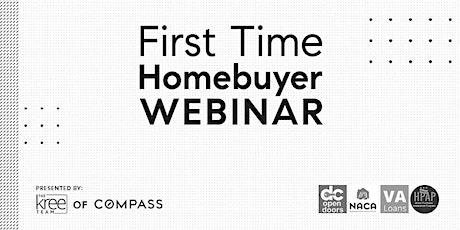 DC First Time Homebuyer Webinar tickets