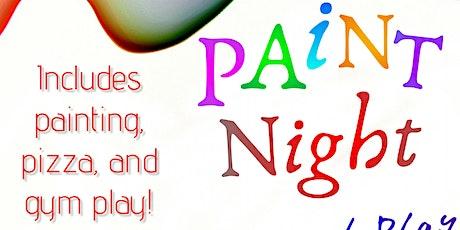 Kids Paint Night tickets