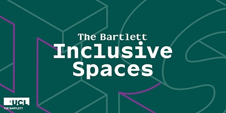 Inclusive Spaces: Levelling the playing field tickets