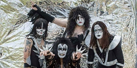 KISS Tribute by Detroit Rock City  ~ Table for 6 tickets