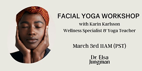 Facial Yoga Workshop tickets