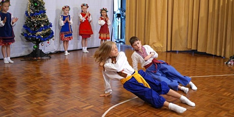 Ukrainian Dance Class (Adults Monthly) 02/2021-07/2021 tickets
