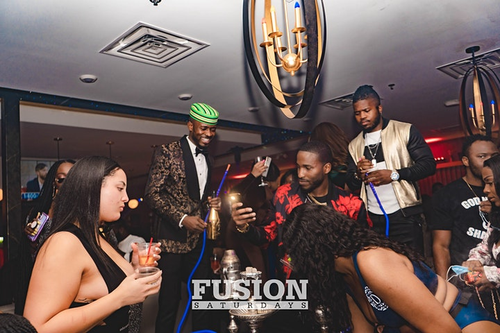"""The All new Saturday night experience """"FUSION SATURDAYS"""" at Domain Lounge ( image"""