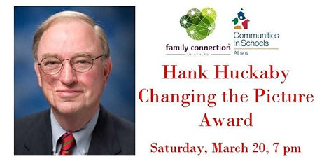 Changing the Picture Award Celebration Honoring Hank Huckaby tickets