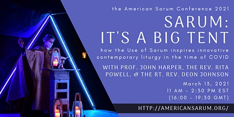 American Sarum Conference 2021 tickets