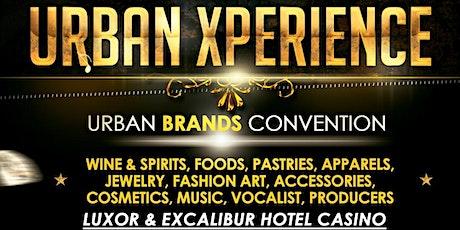 URBAN XPERIENCE EXHIBITORS tickets