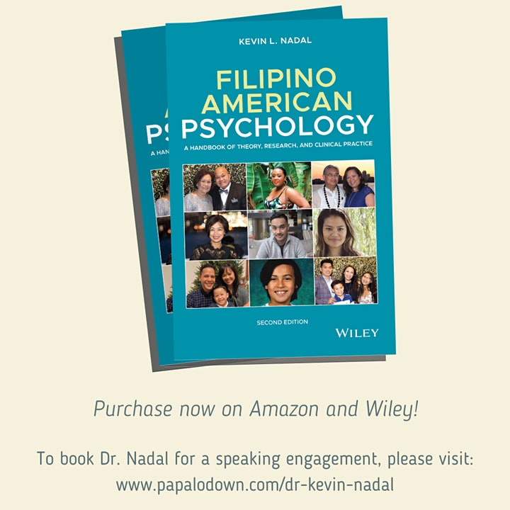 Filipino American Psychology (Second Edition) Book Launch image