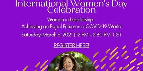 8th AFRICaide International Women's Day:An Equal Future in a COVID-19 World tickets