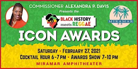 Black History Meets Reggae Icon Awards tickets