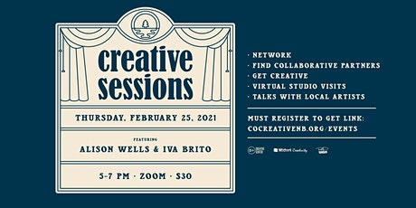 Creative Sessions-Postponed until April tickets