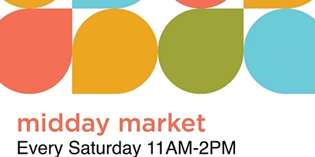 Midday Market at Great Lakes Mall tickets