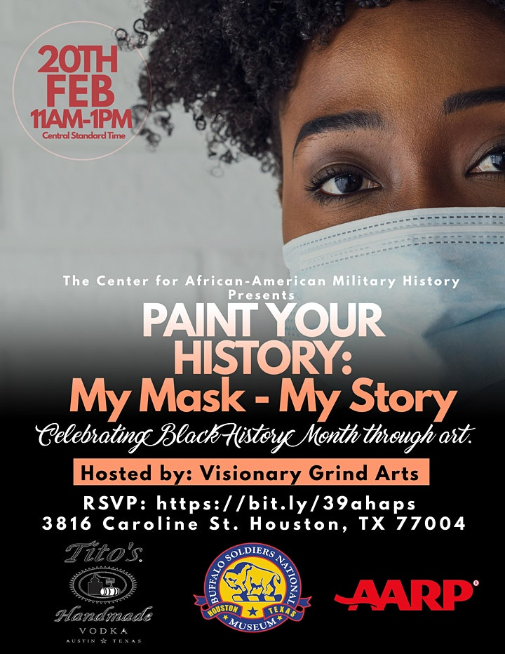 Paint Your History: My Mask - My Story image