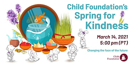 Child Foundation's Spring for Kindness tickets