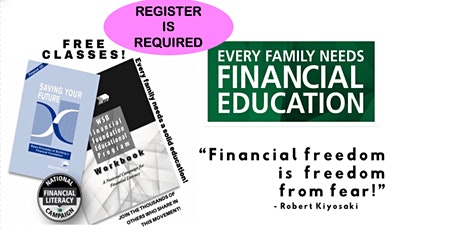 FREE Workshops - Financial Literacy ONLY USA/CANADA tickets