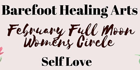 Self Love - Full Moon Women's Circle tickets
