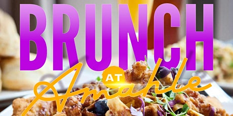 Brunch at Amahle tickets