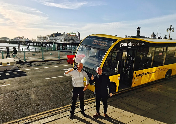 London to Brighton Electric Vehicle Rally image