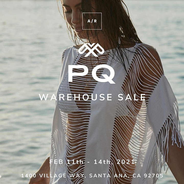 PQ Swim Warehouse Sale - Santa Ana, CA image