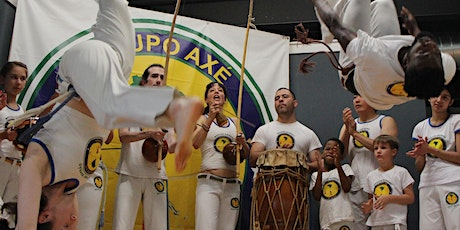 Introduction to Capoeira tickets