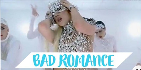 FREE Lady Gaga dance class on Zoom: BAD ROMANCE (all levels are welcome) tickets