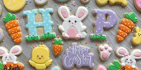 Easter Cookie Decorating with Mrs. Chadwick! tickets