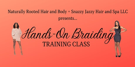 Hands-On Braiding: Training Class tickets